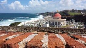 San Juan velho Foto de Stock