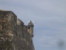 San Juan viejo Puerto Rico Foto de archivo libre de regalías