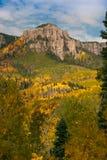San- Juanberge im Herbst Stockfotos