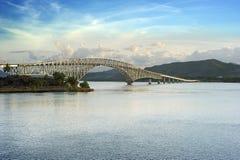 San Juanico Bridge Royalty Free Stock Photo