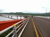 San Juanico bridge Stock Photography