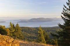 San- Juaninseln, Washington, USA lizenzfreie stockfotografie