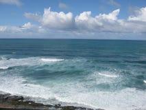 San- Juanküstenlinie Lizenzfreie Stockbilder
