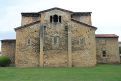 San Julián de los Prados, Oviedo  Spain Royalty Free Stock Images