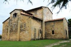 San Julián de los Prados, Oviedo ( Spain ) Stock Photography