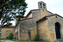 San Julián de los Prados, Oviedo, Spain Royalty Free Stock Images