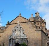San Justo y Pastor Church Of Granada Stock Photos