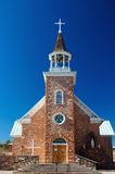 San Kościół Antonia, Świątobliwy Anthony, Nowy Meksyk Obraz Stock