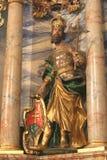 San Ladislaus I dell'Ungheria Fotografia Stock Libera da Diritti