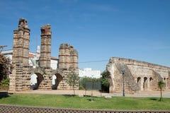 San Lazaro akwedukt Zdjęcie Stock