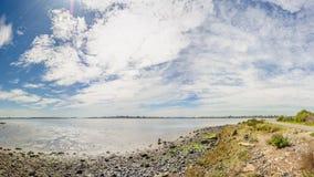 San Leandro Bay Arkivfoton