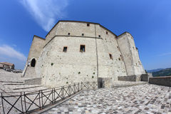 San Leo Castle Royalty Free Stock Photos