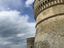 San Leo fortress stock image