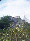 San Leo in Italy Stock Image