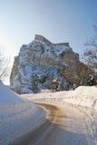 San Leos Schloss Stockbilder