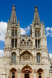 San Lesmes Abad Church, Burgos. Spain Royalty Free Stock Photos