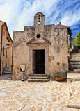 San Liborio chapel in Marciana Stock Photography