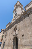 San Lorenzo Basilica at Huesca, Spain Royalty Free Stock Photo