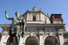 San Lorenzo church Royalty Free Stock Photography