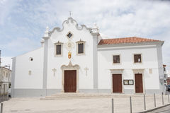 San Lorenzo Church Faro, Loule Royalty Free Stock Photography