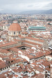 San Lorenzo Church in Florence Royalty Free Stock Images