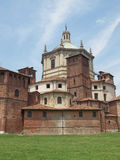 San Lorenzo church, Milan Stock Image