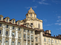 San Lorenzo church, Turin Royalty Free Stock Photography