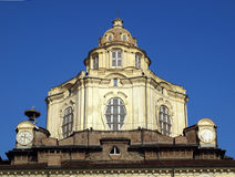 San Lorenzo church, Turin Royalty Free Stock Image