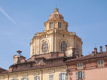 San Lorenzo church Turin Royalty Free Stock Photo
