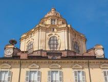 San Lorenzo church Turin Stock Photo