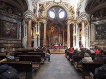 San Lorenzo church in Turin Stock Photography