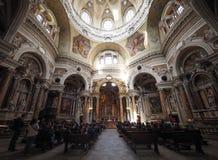 San Lorenzo church in Turin Royalty Free Stock Photos