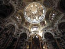 San Lorenzo church in Turin Stock Photos