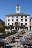 San Lorenzo de El Escorial Royalty Free Stock Photo