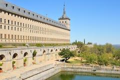 San Lorenzo De El Escorial Obraz Royalty Free