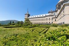 San Lorenzo de El Escorial - Espanha - UNESCO Fotografia de Stock Royalty Free