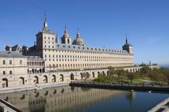 San Lorenzo de El Escorial Monastery Royalty Free Stock Photos
