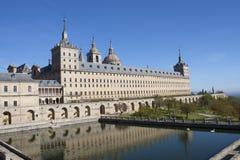 San Lorenzo de El Escorial Monastery Royalty Free Stock Photos