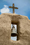 San Lorenzo de Picuris church in New Mexico Stock Photography