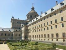 San Lorenzo del Escorial monastery Stock Image