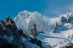 San Lorenzo highest mountain in Patagonia, Chile