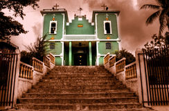 San Lorenzo, Nicaragua Lizenzfreie Stockfotos