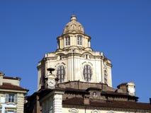San Lorenzo Turin Stock Image