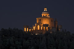 San Luca. Cathedral in Bologna Stock Photo