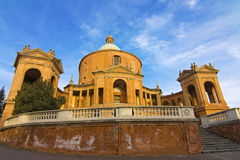 San luca - bologna Royalty Free Stock Images