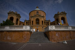 San Luca. In Bologna, Italy Stock Image