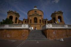 San Luca. In Bologna, Italy stock image