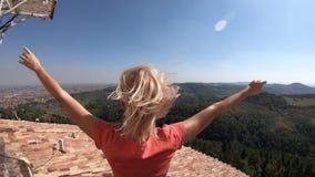 San Luca Bologna punkt widzenia zdjęcie wideo