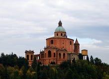 San Luca im Bologna Italien lizenzfreie stockbilder