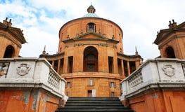 San Luca im Bologna Italien stockbild